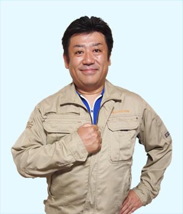 代表春田裕一朗